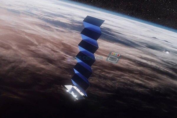 سرعت اینترنت ماهوارهای اسپیس ایکس لو رفت