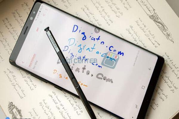 تایپ با دستخط خودتان در دستگاه های اندرویدی