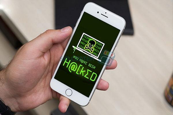 هک شدن تلفن هوشمند