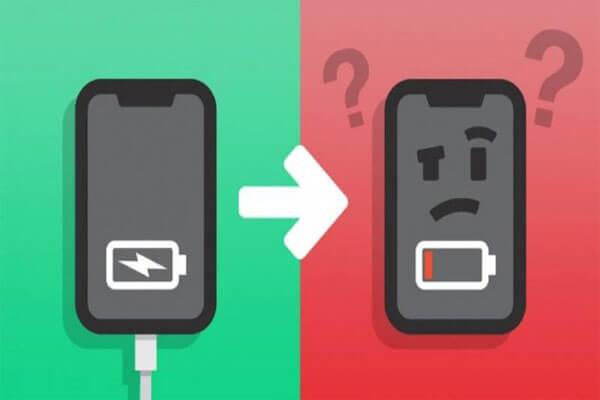 ۴ دلیل دیر شارژ شدن گوشی