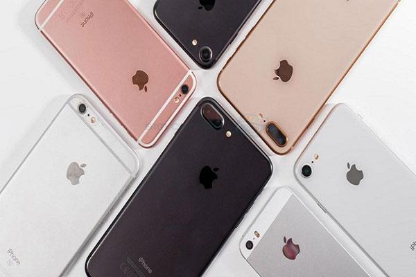 قیمت گوشیهای شرکت اپل