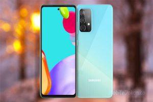 انتشار اخباری موثق درباره گوشی Samsung Galaxy A52 5G