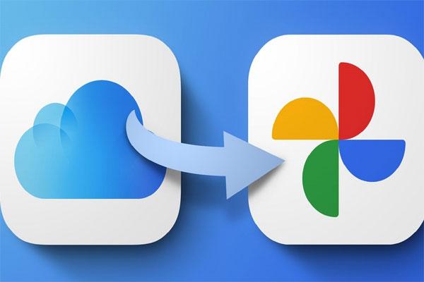 اپل امکان انتقال تصاویر از حساب iCloud به Google Photos را فراهم کرد