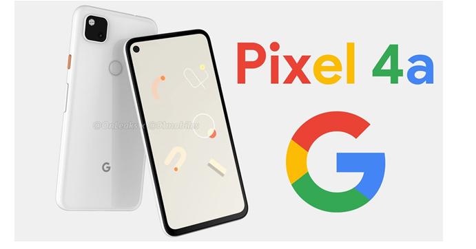 گوگل پیکسل ۴ A