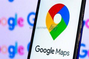 قابلیت های جدید google maps با استفاده از هوش مصنوعی